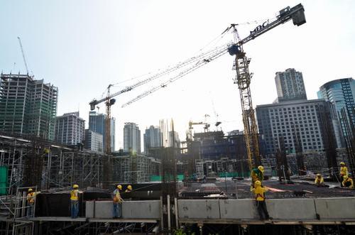 Ngành xây dựng Philipine