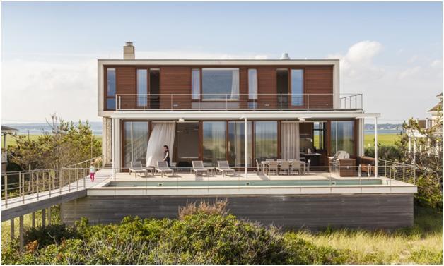Mẫu thiết kế nhà bằng bê tông