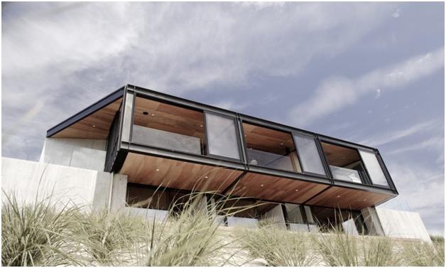 Mẫu thiết kế nhà chống động đất