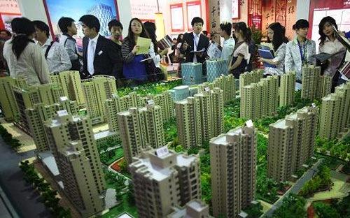 giá nhà tại Trung Quốc