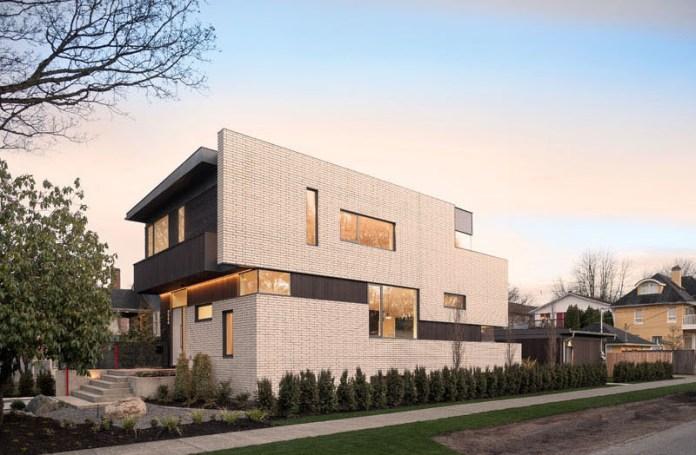 ngôi nhà hiện đại