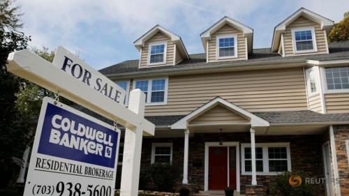 doanh số bán nhà tại Mỹ