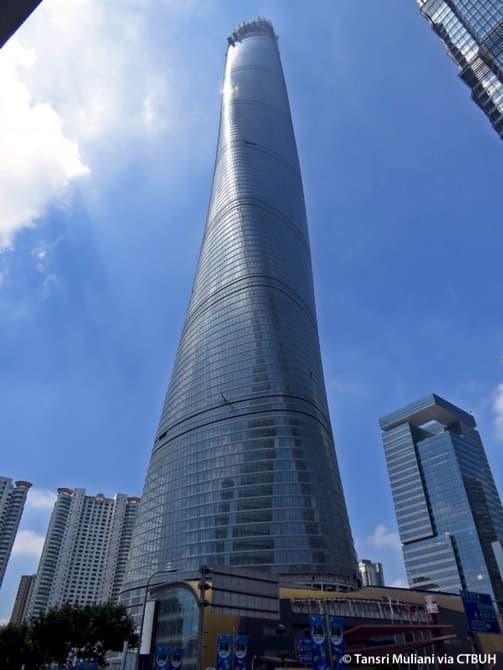Tòa nhà cao thứ hai thế giới