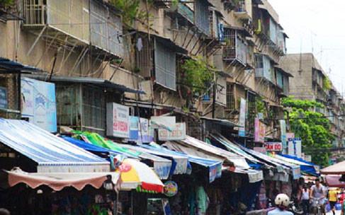 chung cư cũ cần được cải tạo ở Tp.HCM