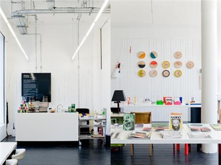 Thiết kế quán cà phê lạ