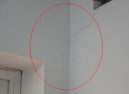 Gải pháp cho tường nhà bị rạn nứt