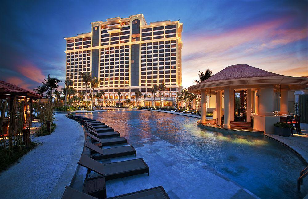 khối lượng giao dịch khách sạn