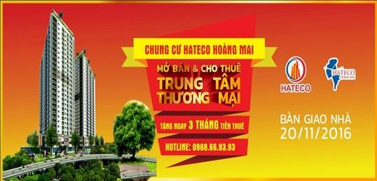 Hateco Hoàng Mai