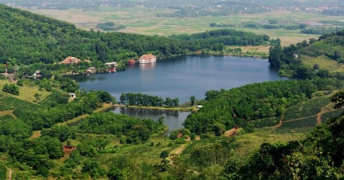 quy hoạch làng du lịch sinh thái