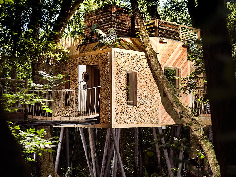 Ngôi nhà trên cây