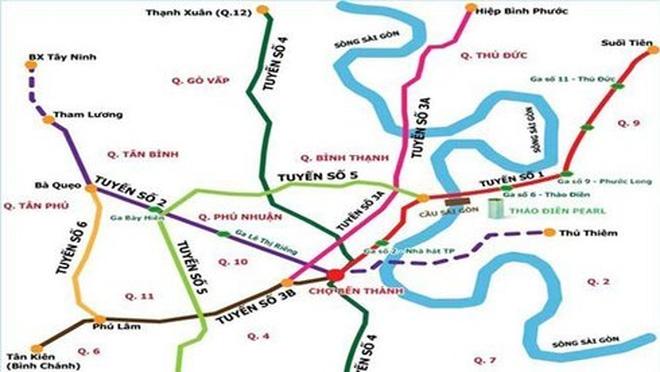 tuyến metro số 5