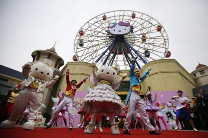 Công viên Hello Kitty