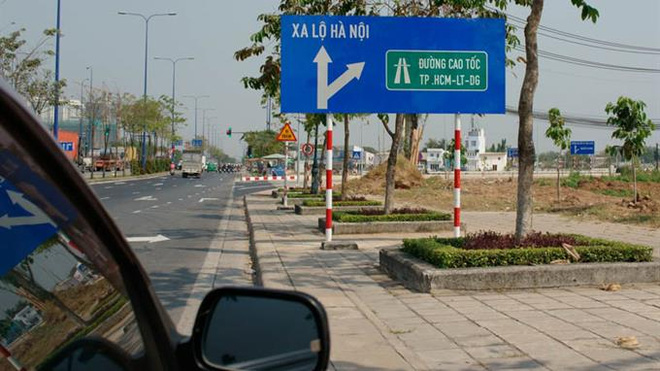 Cao tốc Long Thành