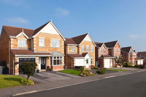 Nhà cho thuê tại Anh