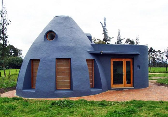 Nhà bằng đất