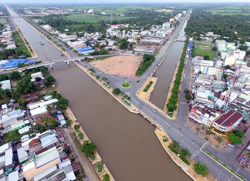 dự án mở rộng nâng cấp đô thị Việt Nam