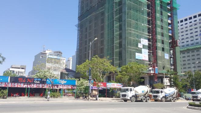 """Giá đất khu """"phố khách sạn"""" Đà Nẵng"""