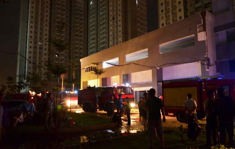 Phòng cháy chữa cháy chung cư
