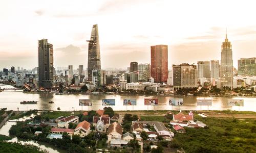Nhà đầu tư bất động sản phía Bắc ồ ạt Nam tiến