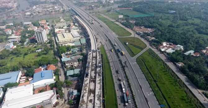 Đất nền khu Đông Tp.HCM tăng giá 5-10 lần trong vòng 10 năm