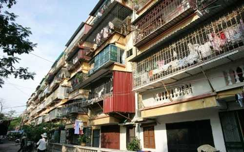 Những doanh nghiệp nào được cải tạo chung cư cũ ở Hà Nội?