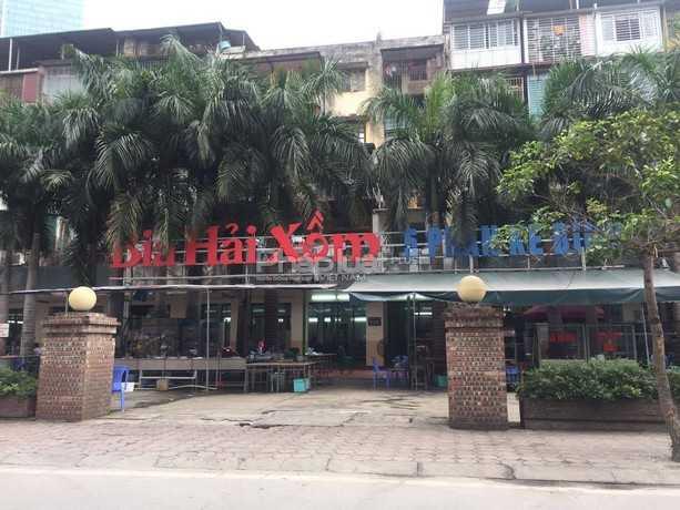 Hà Nội: Phát lộ hàng ngàn m2 đất sử dụng sai mục đích tại quận Ba Đình