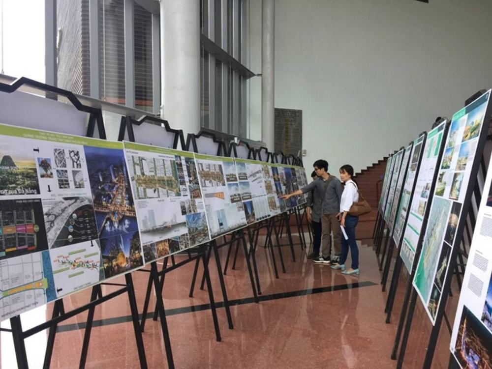 Các phương án xây dựng quảng trường trung tâm TP. Đà Nẵng 2