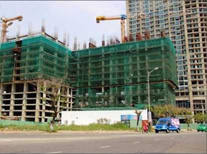 Đà Nẵng: Phạt 1 tỷ đồng chủ đầu tư xây dựng dự án không phép