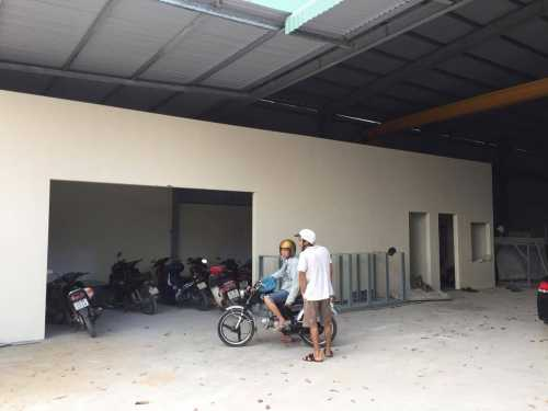 Đà Nẵng: Dừng thi công nhiều công trình không phép trên đất quốc phòng
