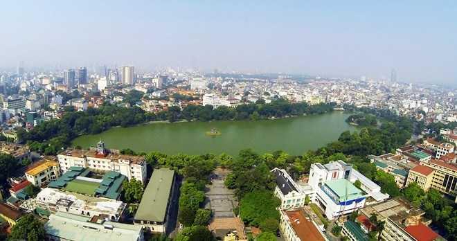 Trên 300 công trình cao tầng tập trung tại nội đô lịch sử của Hà Nội