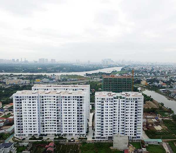 """BĐS Đông Bắc Sài Gòn đón """"cú hích"""" từ hạ tầng giao thông 1"""