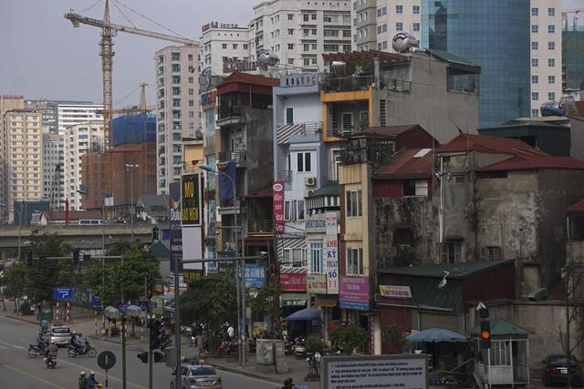 chung cư cao tầng