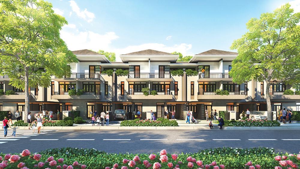 Dự án biệt thự phố vườn Lavila giai đoạn 2 đạt tỷ lệ đặt chỗ 90% 1