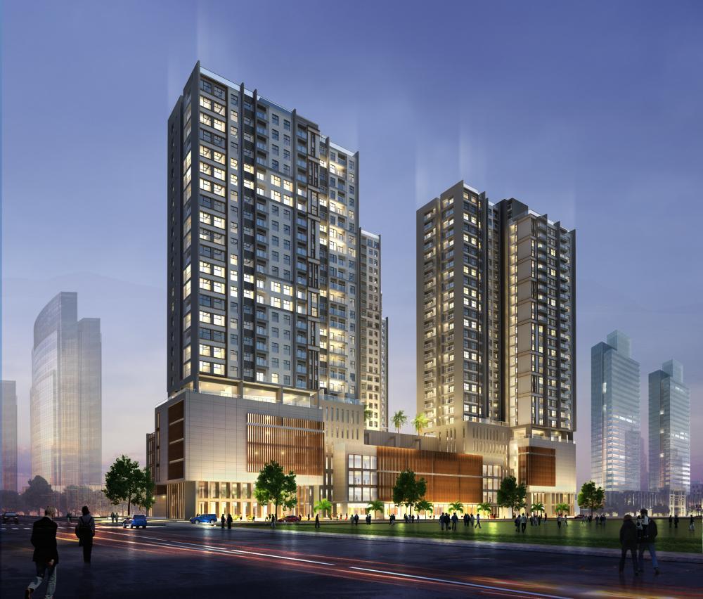 Cơ hội trúng xe sang khi mua những căn cuối của dự án Xi Grand Court