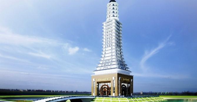 Thái Bình: Đầu tư 300 tỷ đồng xây tháp biểu tượng cao 25 tầng