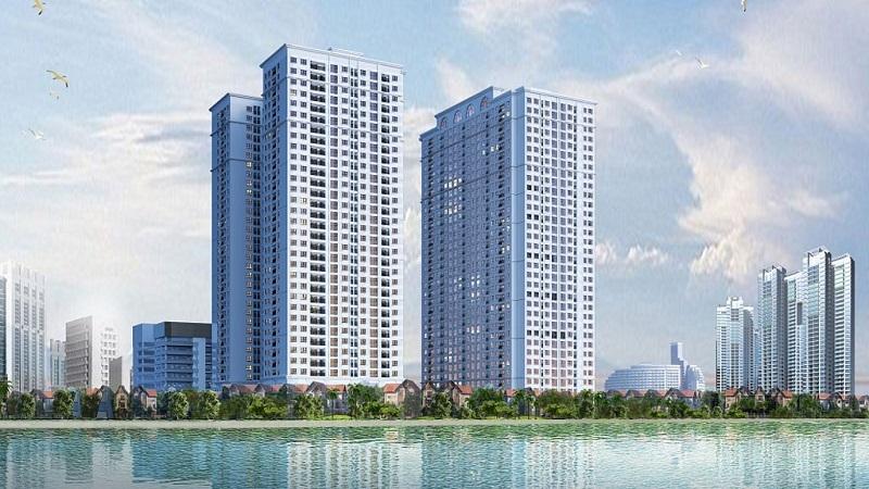 Cơ hội sở hữu căn hộ trung tâm Hà Nội chỉ với 350 triệu đồng