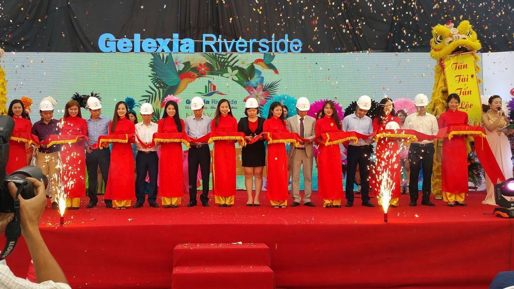 Hơn 1.000 khách hàng tham dự Ngày hội Gelexia Riverside ra mắt căn hộ mẫu