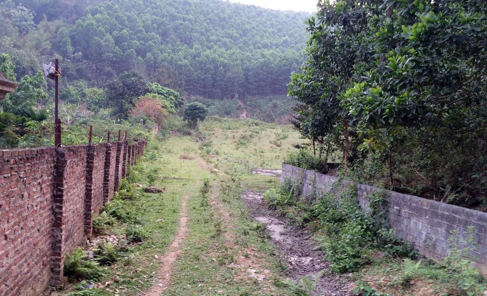 Hà Nội: Sốt đất ở Hòa Lạc, giá tăng gấp 4-5 lần