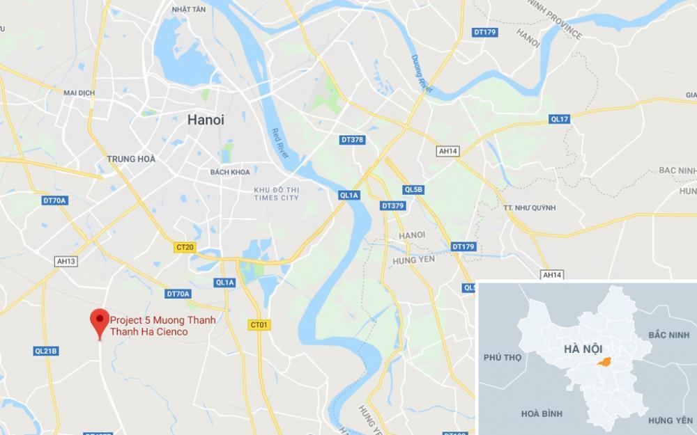 """Đất đô thị Thanh Hà bị """"cò"""" thổi giá từ 18 triệu lên 45 triệu đồng/m2"""
