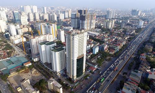 thị trường căn hộ chung cư Hà Nội