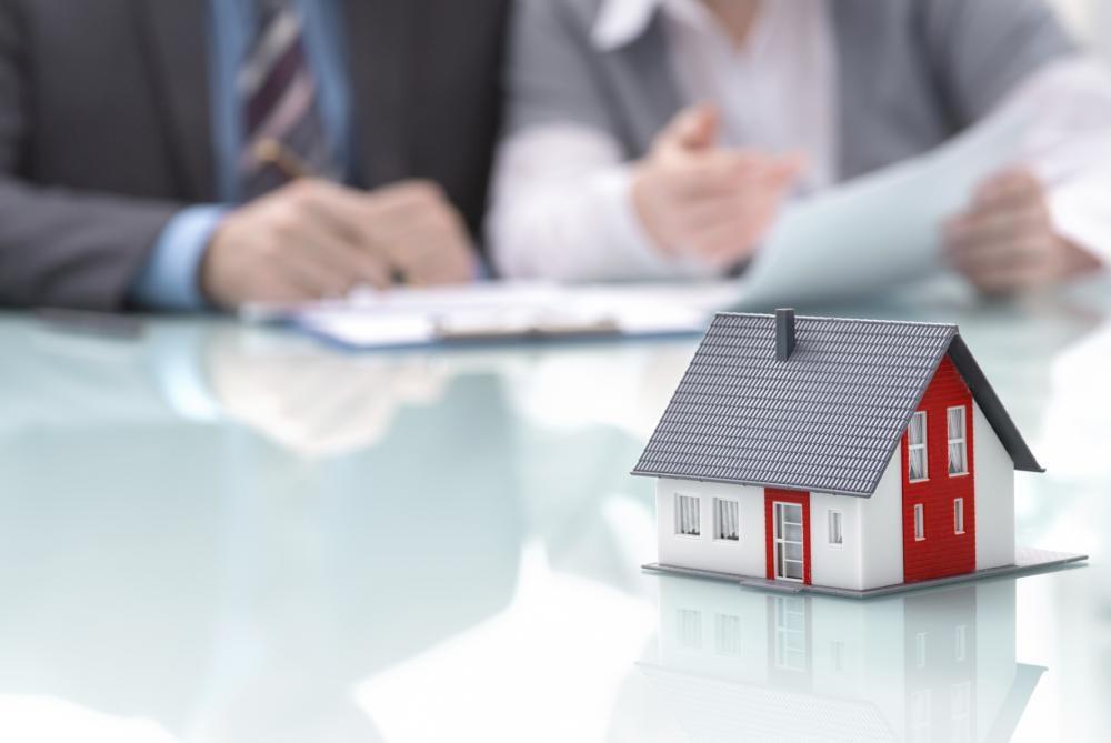 ký hợp đồng vay mua nhà