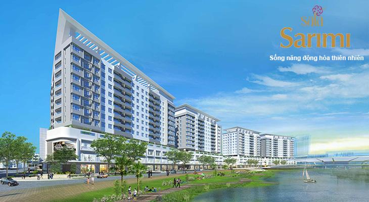 Chính chủ bán căn hộ chung cư Sarimi Sala, quận 2, view công viên, vị trí góc