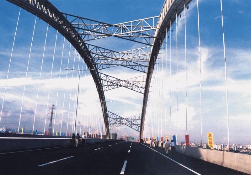 大跨度桁架圖片|大跨度桁架樣板圖|大跨度桁架-山東萊鋼建設有限公司廣州分公司
