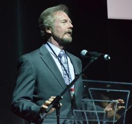 Michael Whelan in 2012.