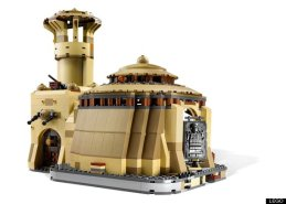 Jabba's Palace by Lego.