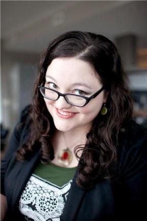 Alexandra Duncan. Photo by Kristi Hedberg.