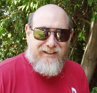 Stan Burns in 2013.