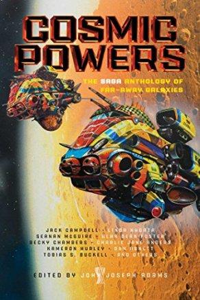 Cosmic Powers cover