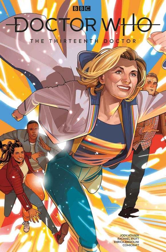 Issue #2 Cover C: Rachael Stott