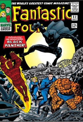 FF Black Panther